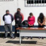 Operativo policial en Ecuador